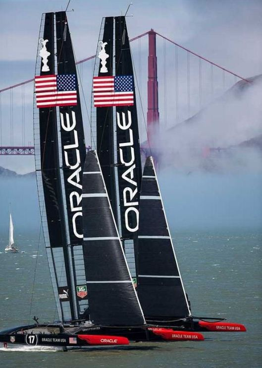 America's Cup 2013 San Francisco